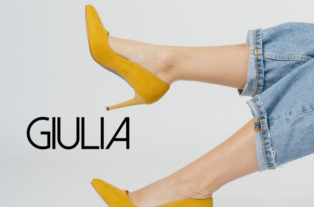 Scarpe Giulia Shoes Punto Scarpe Ravasio