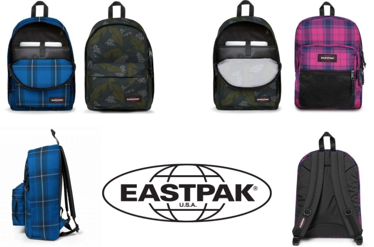 Eastpack Zaini e Backpack - Back to School - Punto Scarpe Ravasio