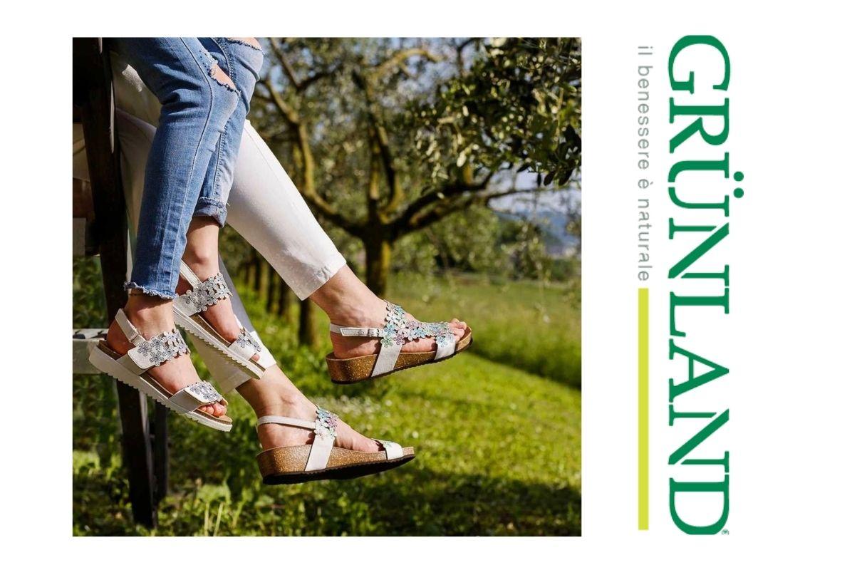 Grundland Sandali Donna Estate - Punto Scarpe Ravasio